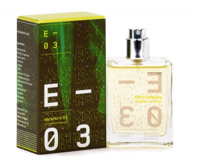 Laterale Profumo Escentric 03 - 30ml