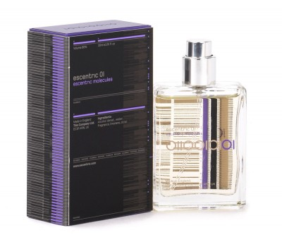 Laterale Profumo Escentric 01 - 30ml