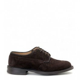 BROWN CHURCH'S COTTERSTOCK2 LACE-UP