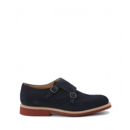 KELBY CHURCH'S LOAFER WITH BLUE BUCKLES