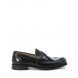 CHURCH'S TUNBRIDGE BLACK  LOAFERS