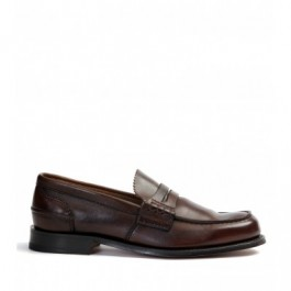 PEMBREY LOAFER COGNAC CLAF LEATHER