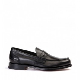BLACK CHURCH'S PEMBREY LOAFER