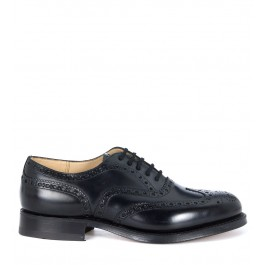 CHURCH'S BURWOOD BLACK LACE UP