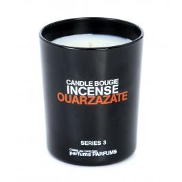 Comme des Garçons Bougie Incense Ouarzazate scented candle