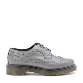 Dr Martens mud lace up brogue shoes
