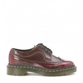 Dr Martens bordeaux Oxford shoes