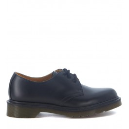 DR. MARTENS 3 eyelet leather lace up