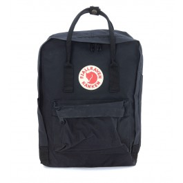 Kånken by Fjällräven black backpack