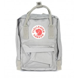 Kånken by Fjällräven mini grey backpack