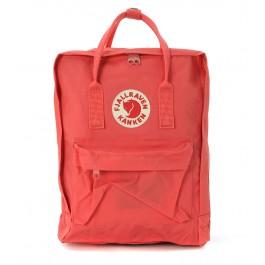 Kånken peach backpack by Fjällräven
