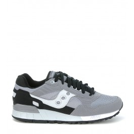 Sneaker Saucony model Shadow 5000 in grey suede and nylon