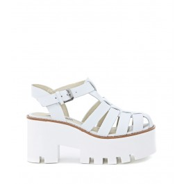 Windsor Smith mod. Fluffy white sandal
