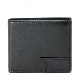 Y-3 black bifold wallet