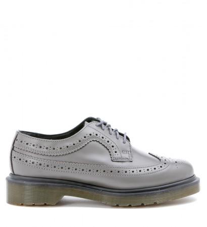 Dr Martens mud lace up brogue shoes
