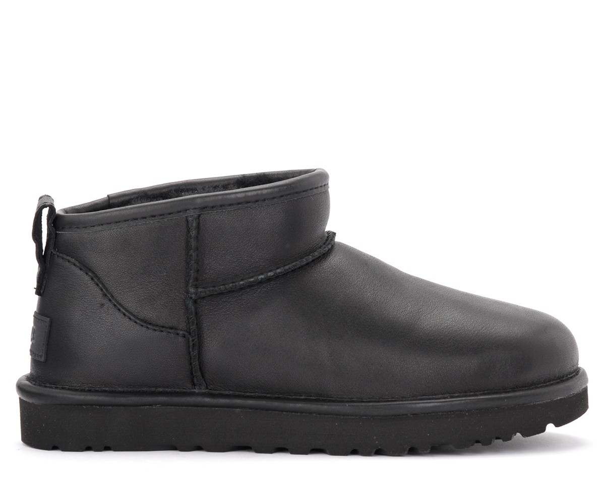 UGG Classic Ultra Mini ankle boot made