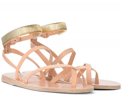 Laterale Ancient Greek Sandals Ohia sandal in natural leather