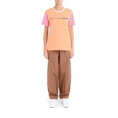 Laterale Comme des Garçons Shirt T-shirt made of multicolor cotton with logo