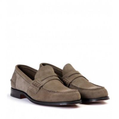 Laterale CHURCH'S PEMBREY DOVE-GREY LOAFER