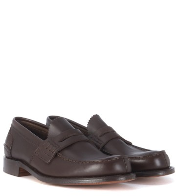 Laterale DARK BROWN CHURCH'S PEMBREY LOAFER