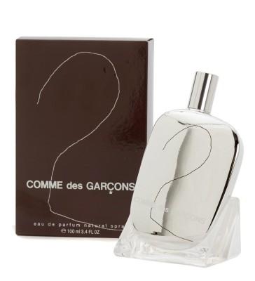 Laterale Comme des Garçons Parfums CDG2 perfume