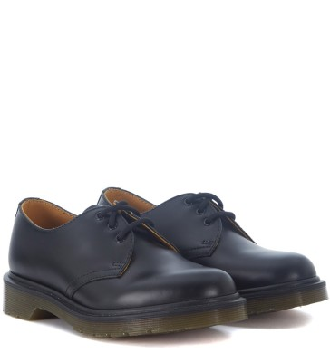 Laterale DR. MARTENS 3 eyelet leather lace up