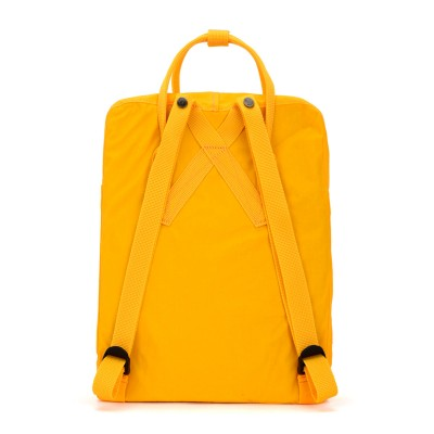Laterale Kanken by Fjällräven yellow backpack