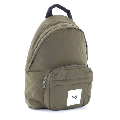 Laterale Y-3 Techlite Tweack khaki backpack