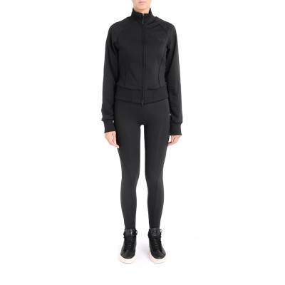 Laterale Y-3 CL Track black jacket with zip