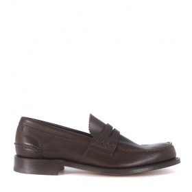 DARK BROWN CHURCH'S PEMBREY LOAFER