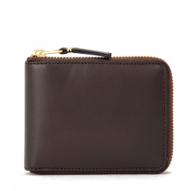 Comme Des Garçons wallet Wallet in dark brown leather