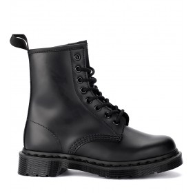 Dr. Martens 1460 Mono black leather ankle boots