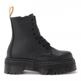 Dr. Martens Amphibious model Jadon Mono in black vegan leather