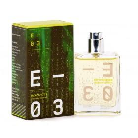 Escentric 03 perfume - 30ml