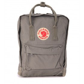 Kånken fog grey backpack by Fjällräven