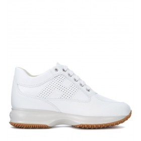 Hogan Interactive white leather sneaker