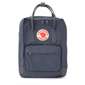 Kånken by Fjällräven 13 '' graphite gray backpack