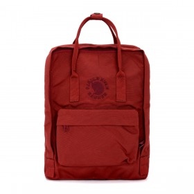 Re-Kånken by Fjällräven red backpack
