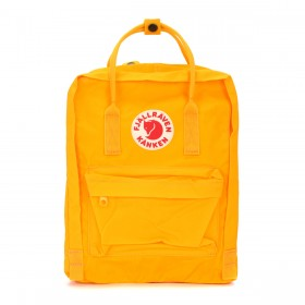 Kanken by Fjällräven yellow backpack