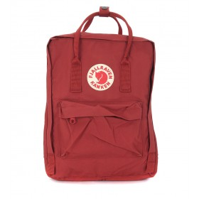 Kånken by Fjällräven deep red backpack