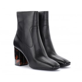 Michael Kors Marcella ankle boot in black leather