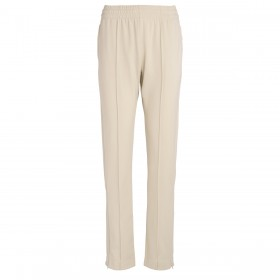 Y-3 trousers in beige technical fabric