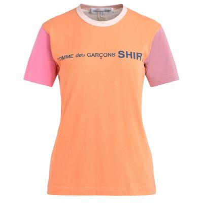 T-shirt Comme des Garçons Shirt multicolor con logo