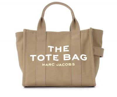 Borsa The Marc Jacobs Mini Traveler Tote Bag verde