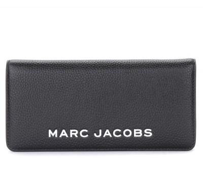 Portafoglio The Marc Jacobs The Bold Open Face Wallet nero e bianco