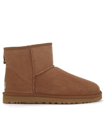 Tronchetto UGG Classic II Mini marrone in montone