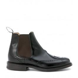 Chaussures Church's modèle Cransley en cuir marron