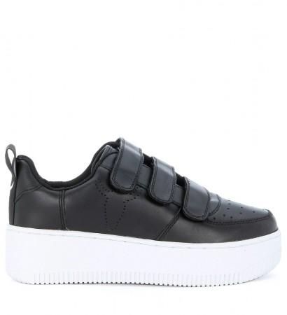 Sneaker Windsor Smith Fastt in pelle nera