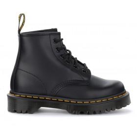 Boots Dr. Martens 101 Bex Smooth en cuir noir