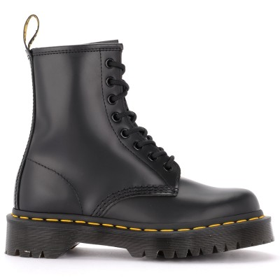 Anfibio Dr. Martens 1460 Bex Smooth in pelle nera